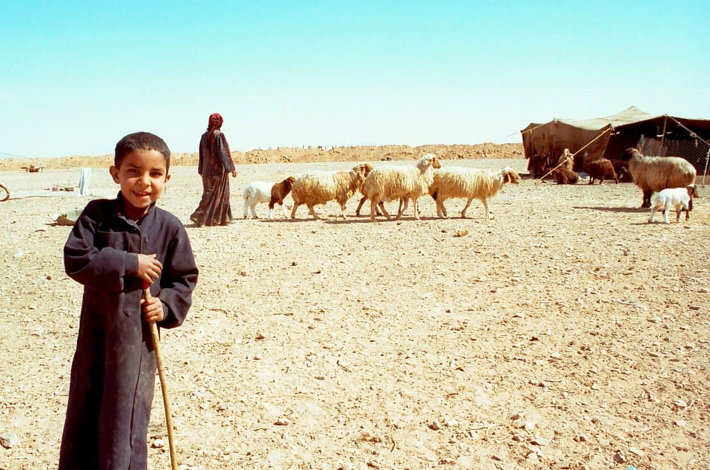Nomads in Syria